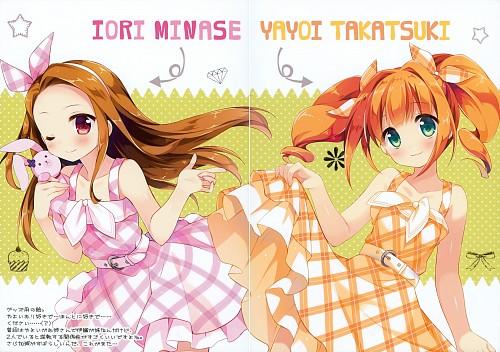 Suimya, Radiant Girls, Idol Master, Yayoi Takatsuki, Iori Minase