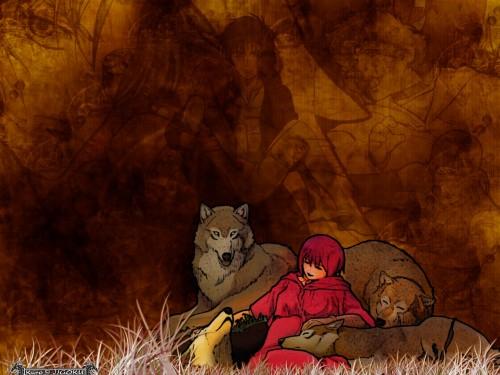 BONES, Wolf's Rain, Cheza Wallpaper