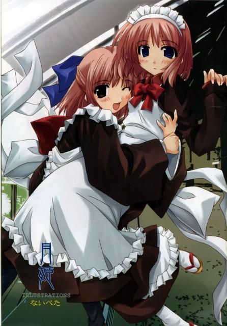 TYPE-MOON, Shingetsutan Tsukihime, Hisui (Shingetsutan Tsukihime), Kohaku (Shingetsutan Tsukihime)