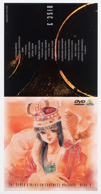 Haruhiko Mikimoto, Tatsunoko Production, Bandai Visual, Macross, Lynn Minmay