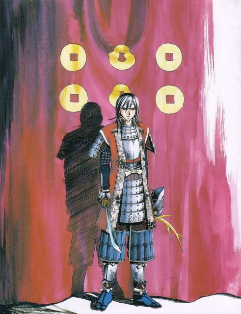 Akimine Kamijyo, Studio DEEN, Samurai Deeper Kyo, Yukimura Sanada (SDK)