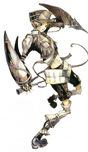 Akira Mutsuki, .hack//CELL, Adamas