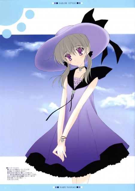 Naru Nanao, Sailor Style, Plumaos Academy 2, Comic Market 81, Doujinshi