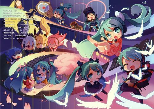 Neko Sakana, Dear, Vocaloid, Miku Hatsune