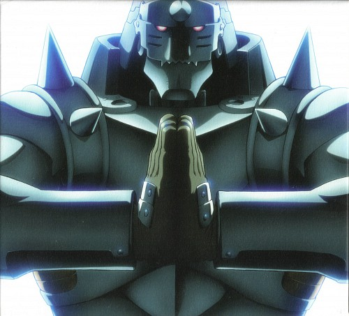 BONES, Fullmetal Alchemist, Alphonse Elric