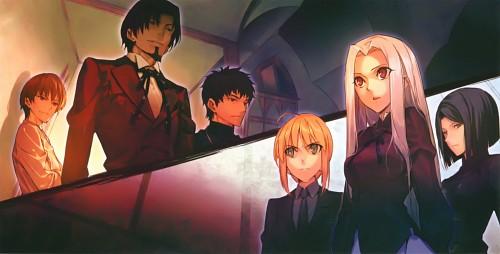 Ufotable, TYPE-MOON, Fate/Zero, Kirei Kotomine, Saber