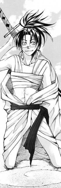 Naruto, Iruka Umino, Doujinshi