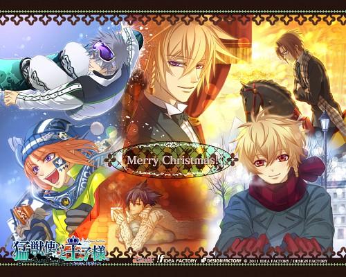 miko (Mangaka), Idea Factory, Beast Master and Prince, Erik (Beast Master and Prince), Alfred (Beast Master and Prince)