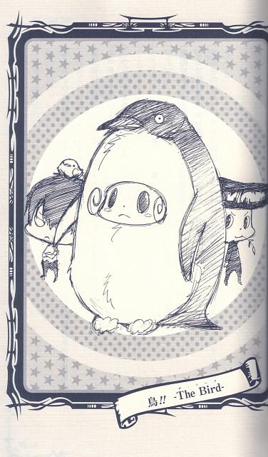 Akira Amano, Katekyo Hitman Reborn!, Hibird, Kyoya Hibari, Reborn (Character)