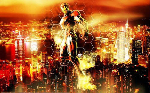 Capcom, Marvel, Iron Man (Series), Marvel vs Capcom 3, Iron Man (Character) Wallpaper