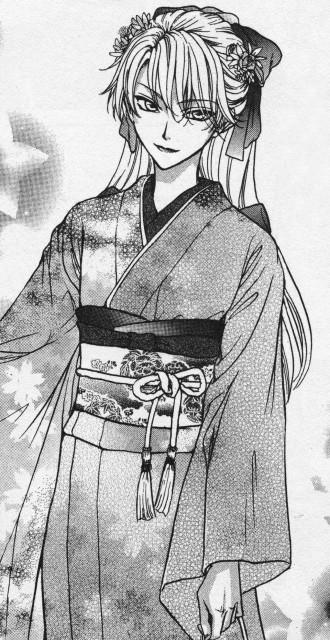 Tsuda Mikiyo, Princess Princess, Shuya Arisada