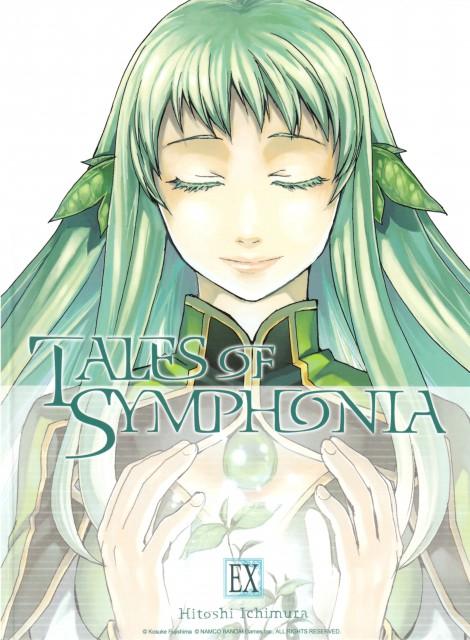 Hitoshi Ichimura, Namco, Tales of Symphonia, Martel (Tales of Symphonia), Manga Cover