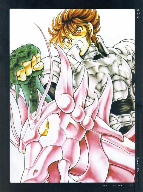 Masami Kurumada, TMS Entertainment, B't X, Fight - Artbook IV, Teppei Takamiya