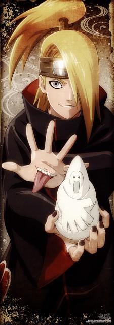 Studio Pierrot, Naruto, Deidara, Stick Poster