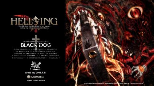Kouta Hirano, Hellsing, Alucard, Album Cover