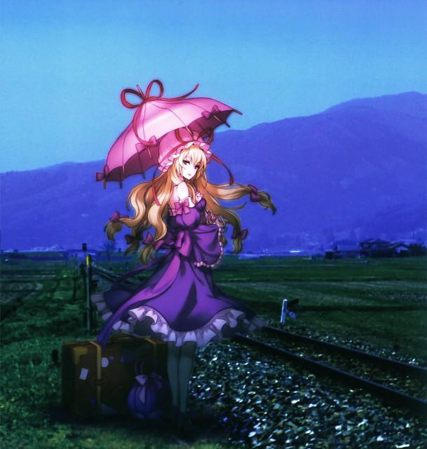 An2a, Remains ~Gensou Kaikyou~, Petite Fatal MONO, Touhou, Yukari Yakumo