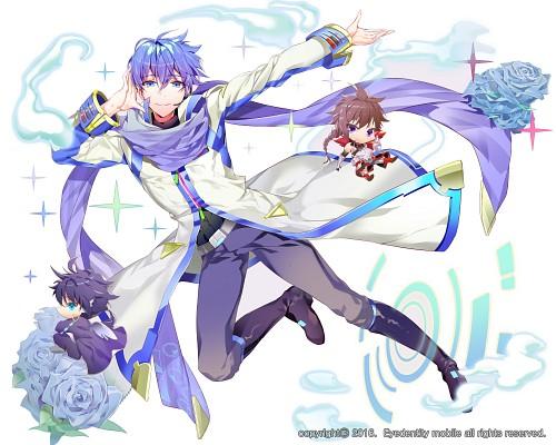 Square Enix, Vocaloid, Kaito