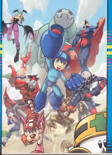 Aruchu Kizuki, Madhouse, Capcom, Onimusha, Rival Schools