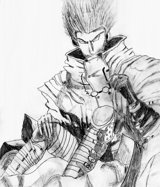 Trigun, Vash the Stampede, Member Art