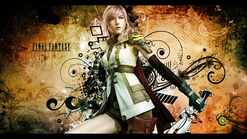 Square Enix, Final Fantasy XIII, Lightning (FF XIII), Occupations Wallpaper