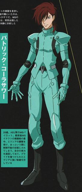 Sunrise (Studio), Mobile Suit Gundam 00, Patrick Colasour