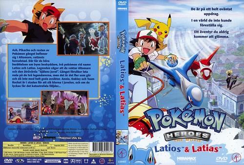 Nintendo, OLM Digital Inc, Pokémon, Pikachu, Latias