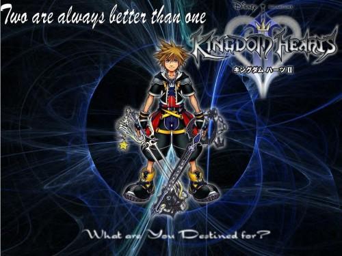 Square Enix, Kingdom Hearts, Sora Wallpaper