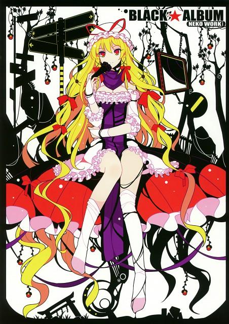 Ideolo, Black Album 1, Touhou, Yukari Yakumo, Comic Market 79
