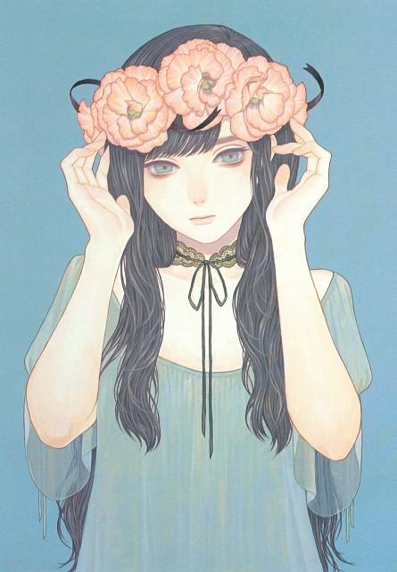 Mayumi Konno, Illustration 2017, Original, Pixiv