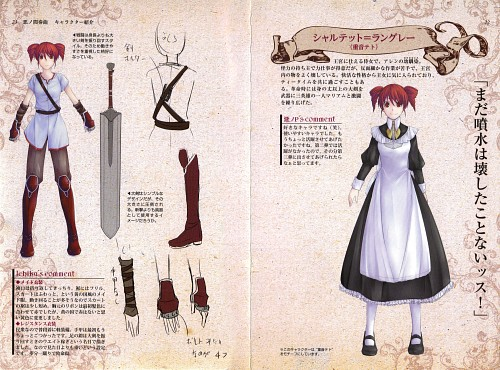 Ichika, Vocaloid, Teto Kasane, Character Sheet