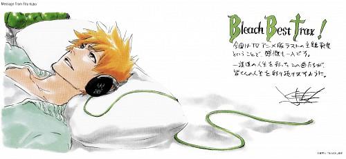 Kubo Tite, Bleach, Ichigo Kurosaki