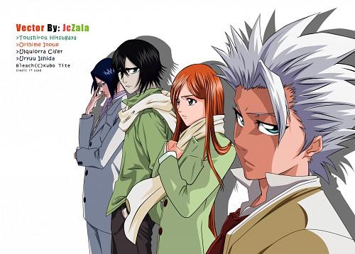Kubo Tite, Studio Pierrot, Bleach, Ulquiorra Cifer, Uryuu Ishida