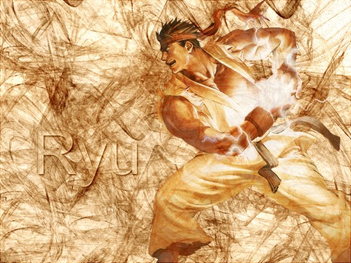 Capcom, Street Fighter, Ryu Wallpaper