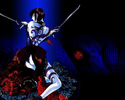 Samurai Spirits Wallpaper