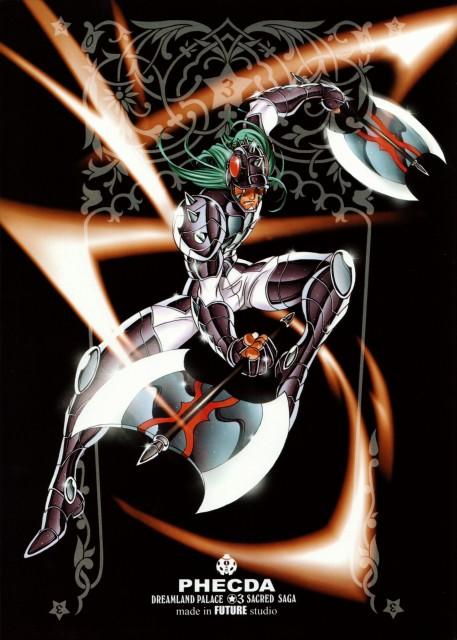 Future Studio, Saint Seiya, Sacred Saga, Phecda Gamma Thor