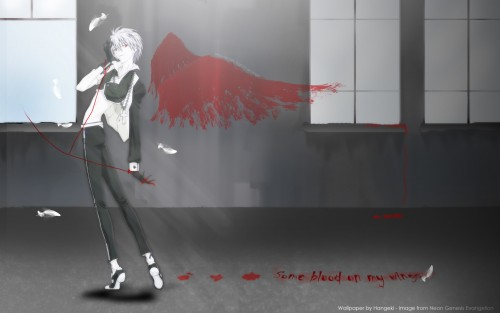 Neon Genesis Evangelion, Kaworu Nagisa Wallpaper