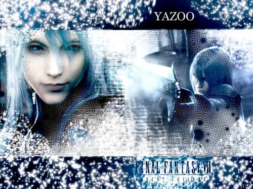Square Enix, Final Fantasy VII: Advent Children, Yazoo Wallpaper