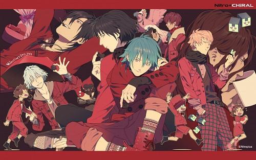 Honyarara, Nitro+, DRAMAtical Murder, Mio (DRAMAtical Murder), Ren