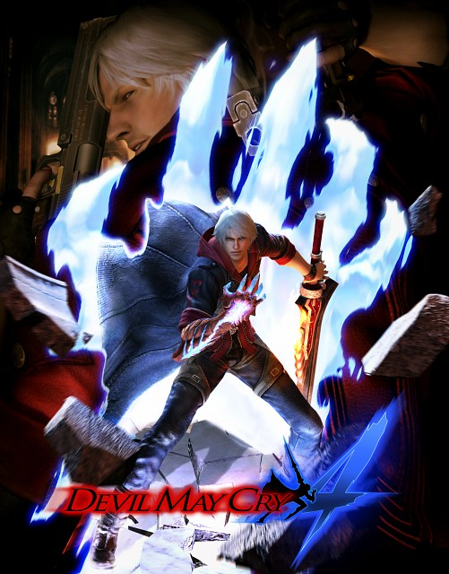 Capcom, Madhouse, Devil May Cry, Nero, Dante