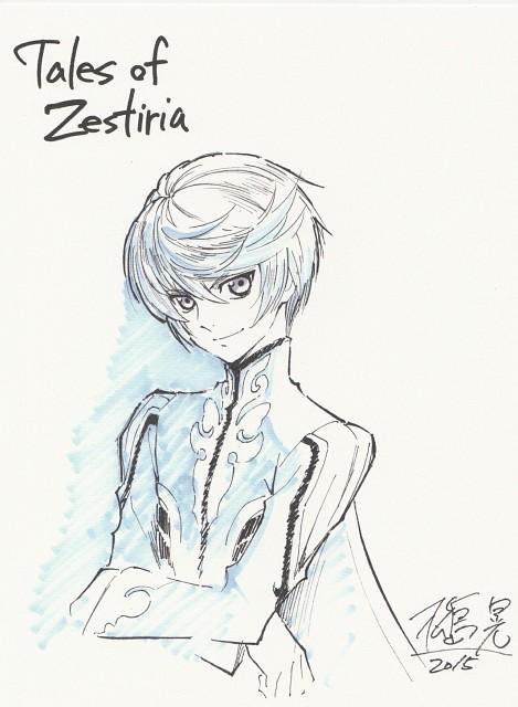 Ufotable, Namco, Tales of Zestiria Fan Book, Tales of Zestiria, Mikleo