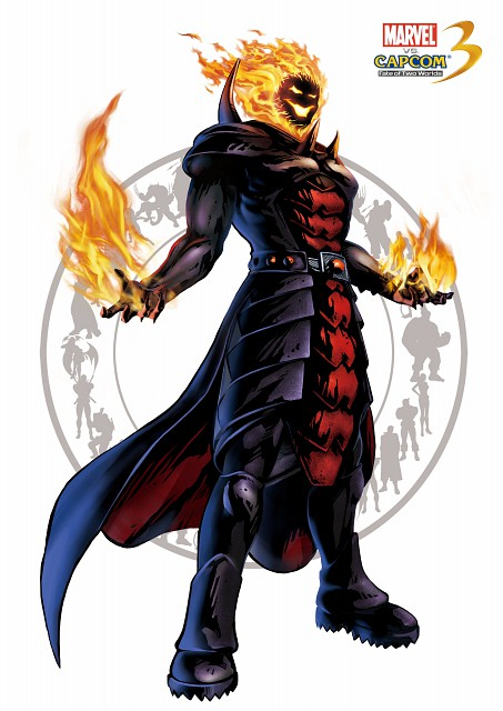 Capcom, Marvel vs Capcom 3, Dormammu