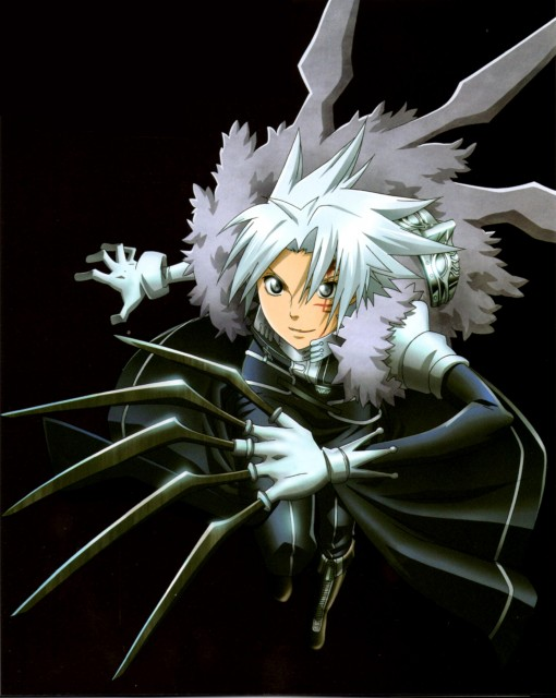 TMS Entertainment, D Gray-Man, Crown Clown, Allen Walker