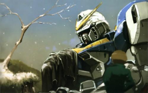 Sunrise (Studio), Mobile Suit Gundam - Universal Century, Mobile Suit Victory Gundam, Gundam Perfect Files, Uso Ewin
