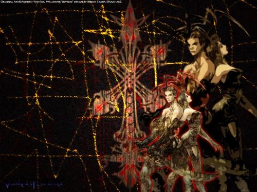 Square Enix, Vagrant Story, Callo Merlose, Ashley Riot Wallpaper