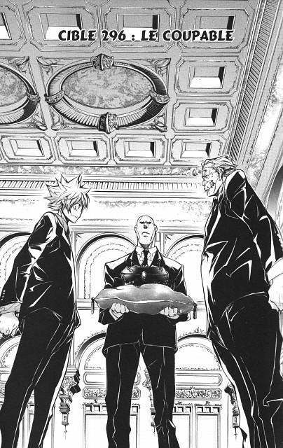 Akira Amano, Artland, Katekyo Hitman Reborn!, Giotto, Timoteo