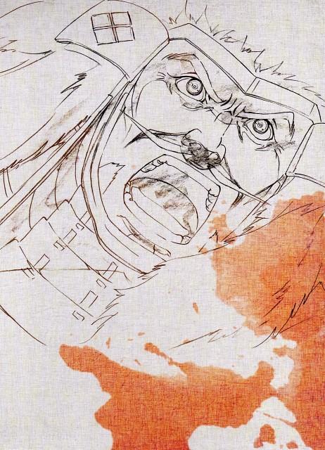 Production I.G, Capcom, Sengoku Basara, Shingen Takeda