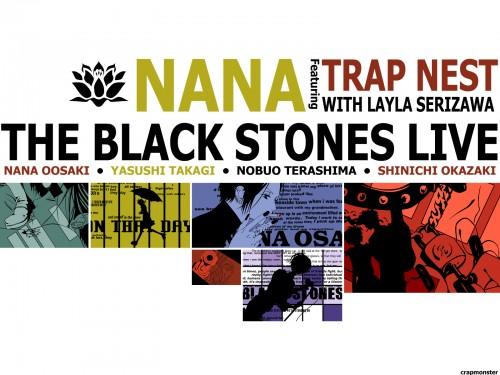 Ai Yazawa, NANA, Nana Osaki Wallpaper