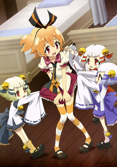 Anime International Company, Aniplex, Genei wo Kakeru Taiyou, Mutsuki Tendou, Itsuki Tendou