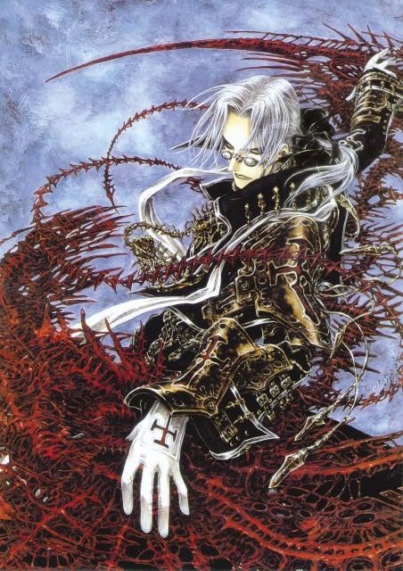 Shibamoto Thores, Gonzo, Trinity Blood, Abel Nightroad