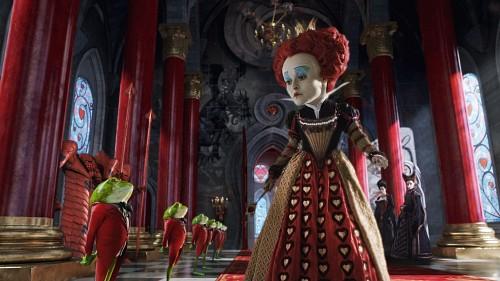 Disney, Alice In Wonderland (2010 Film), Red Queen, Live Action